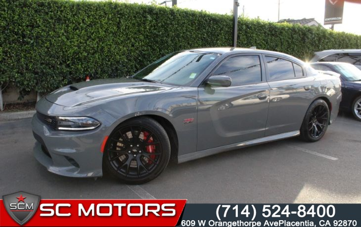 dodge charger scat pack dynamics package for sale 1 Dodge Charger R/T Scat Pack DYNAMICS PACKAGE - SC MOTORS