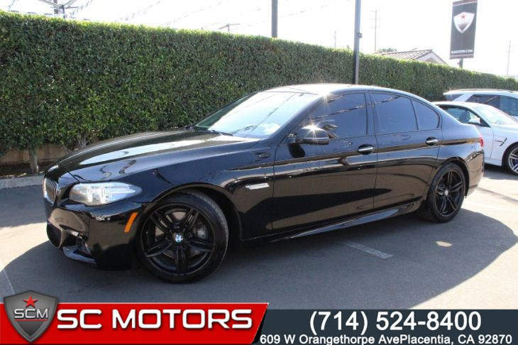 2014 BMW 5 Series 535i  M-SPORT (HEADS UP DISPLAY & NAVIGATION)