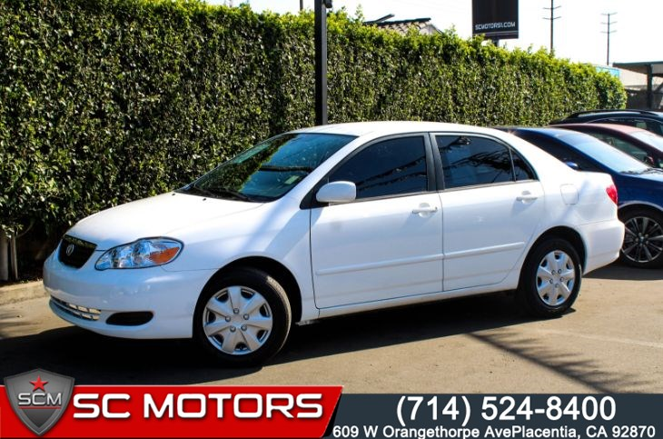 2008 Toyota Corolla LE (Cruise Control & Audio Value Package)