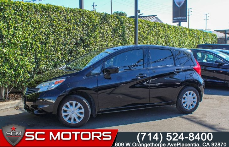 2016 Nissan Versa Note S Plus(1 Owner & Bluetooth)