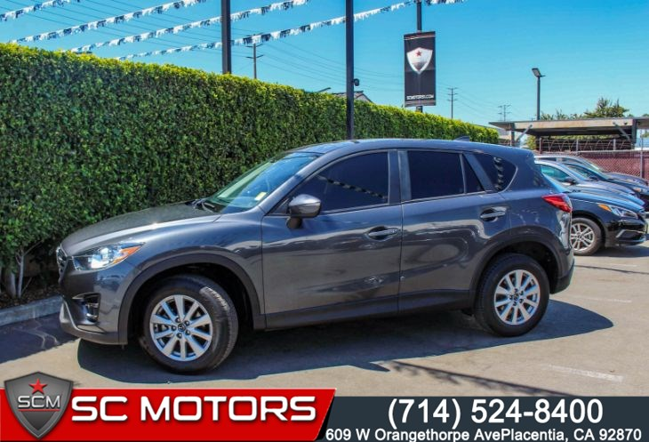 2016 Mazda CX-5 Touring(Power Sunroof & Bose Centerpoint Audio)
