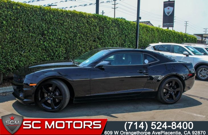 2013 Chevrolet Camaro SS(RS PACKAGE & HEATED LEATHER SEATS)