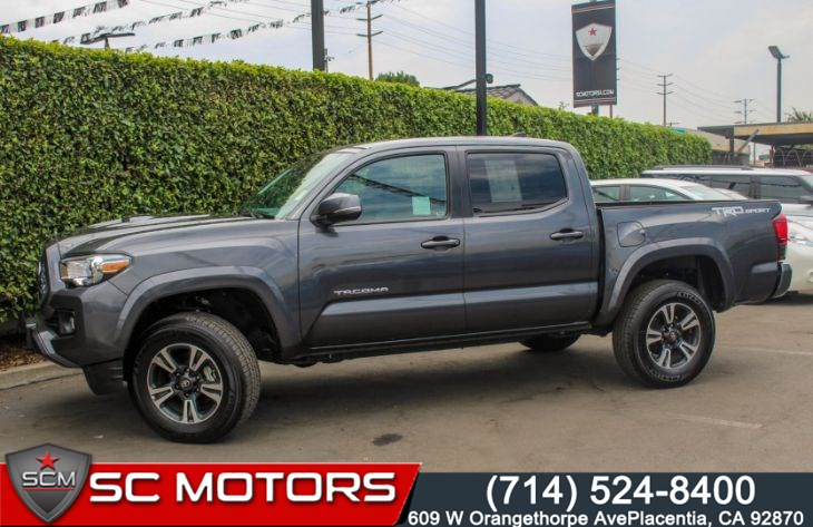 2019 Toyota Tacoma 2WD TRD Sport(REAR PARKING ASSIST & NAVIGATION)