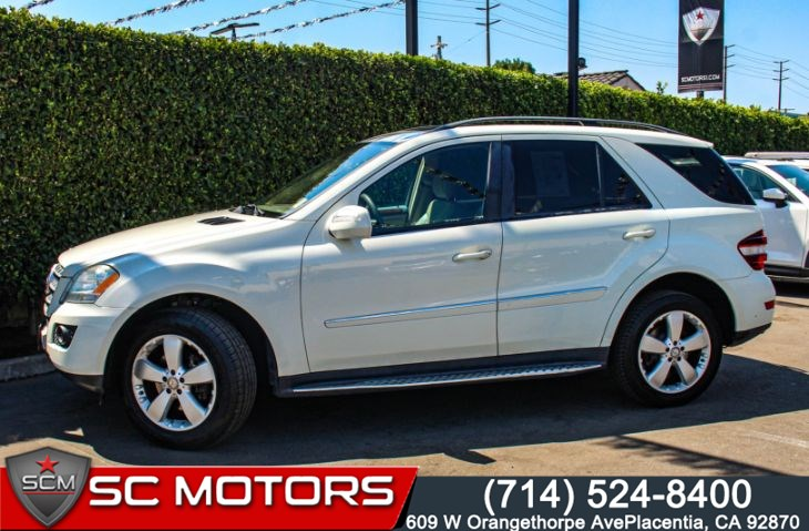 2009 Mercedes-Benz M-CLASS ML 350(NAVIGATION & HARMAN/KARDON SOUND SYSTEM)