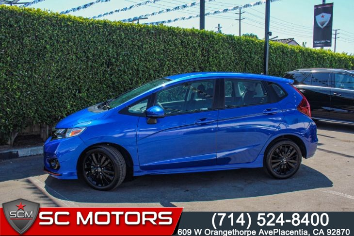 2019 Honda Fit Sport(APPLE CARPLAY, BACK-UP CAMERA)