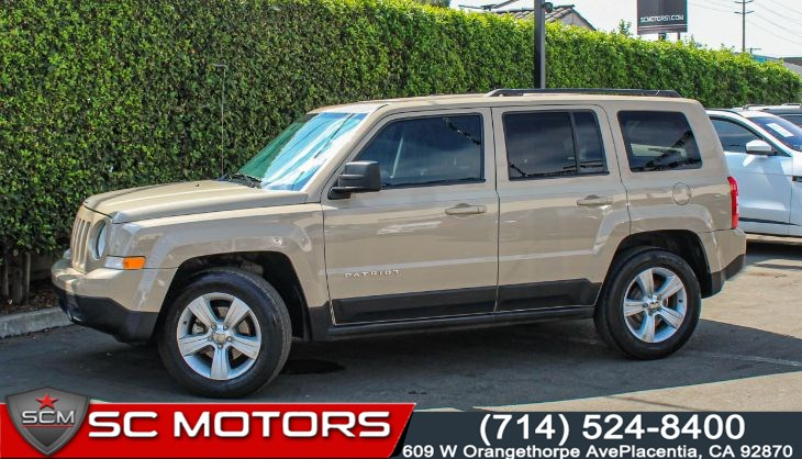 "2017 Jeep Patriot Sport(BLUETOOTH & 16"" STYLED STEEL WHEELS)"