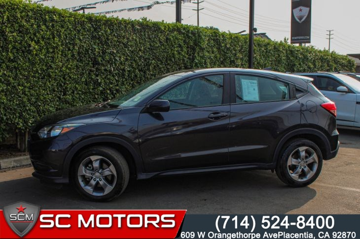 2017 Honda HR-V LX(BLUETOOTH & BACK-UP CAMERA)
