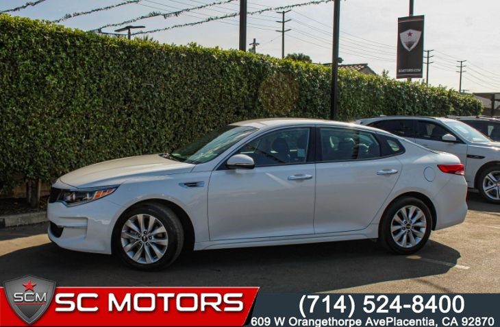 2016 Kia Optima EX (Bluetooth & Back Up Camera)