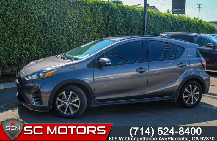 2019 Toyota Prius c L HYBRID(BLUETOOTH AUDIO & BACK-UP CAMERA)