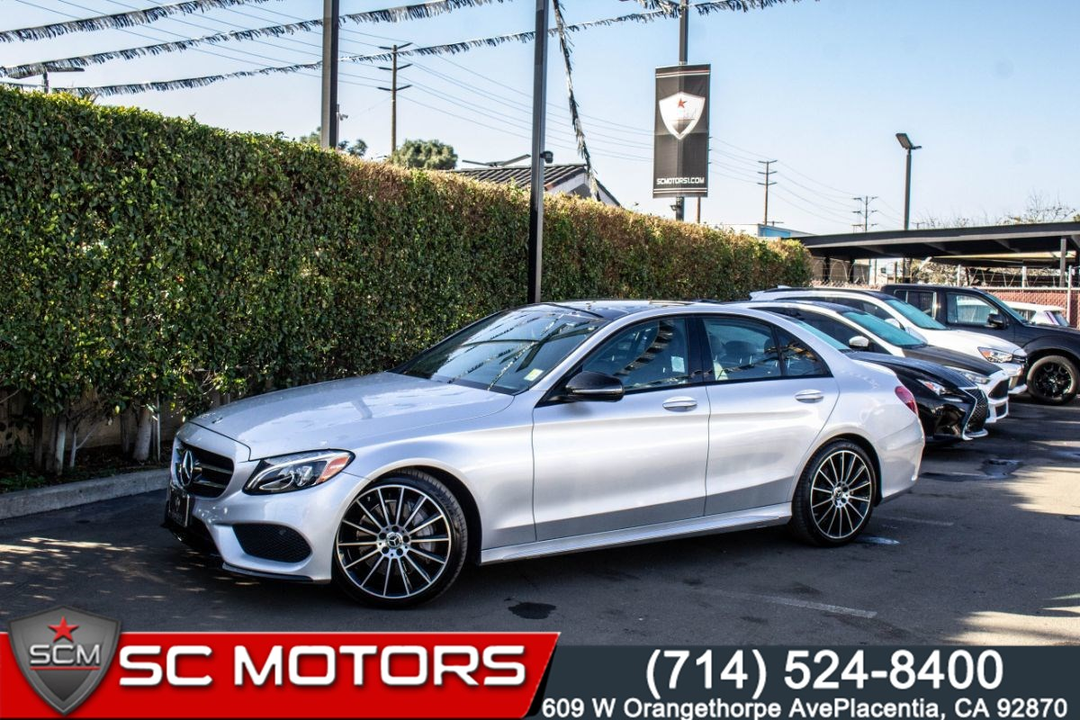 2018 Mercedes-Benz C 300 Luxury
