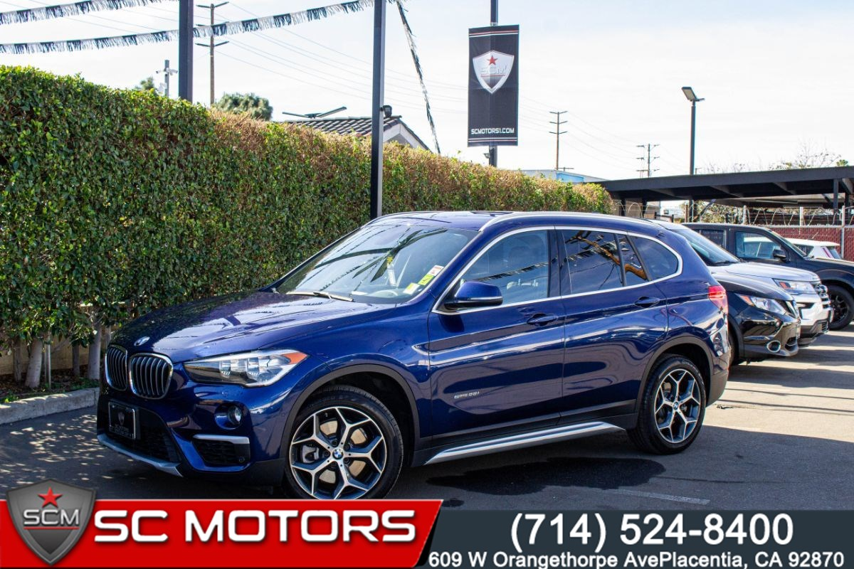 2017 BMW X1 sDrive28i (BACK UP CAMERA, SPORT/ECO PLUS MODE)