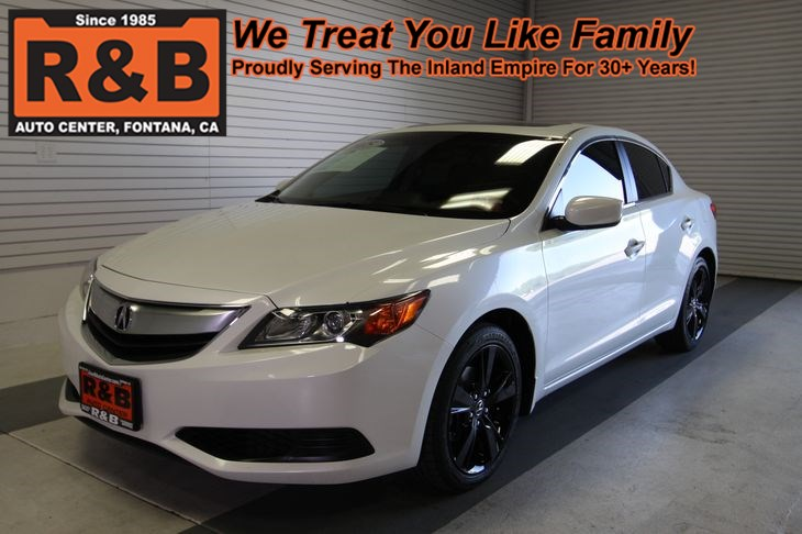 Sold Acura ILX In Fontana - Acura ilx accessories