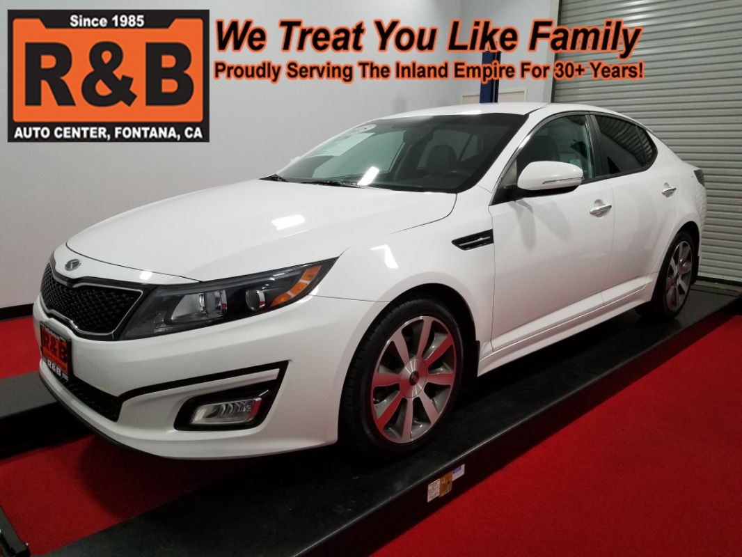 Kia Optima: Owner's Responsibility