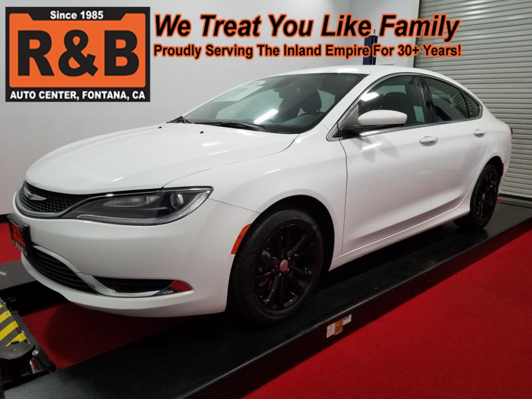 Chrysler 200: Vehicle Security Alarm — If Equipped