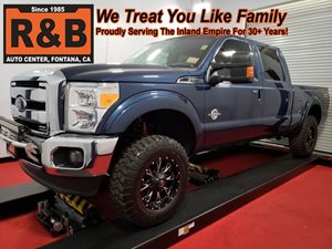 View 2015 Ford Super Duty F-250 4x4 Diesel