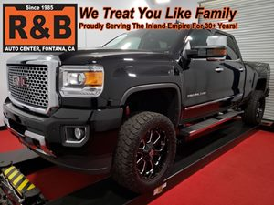 View 2016 GMC Sierra 3500HD Diesel 4x4 Lifted