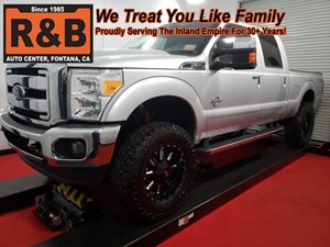 View 2015 Ford Super Duty F-250 Lifted 4x4 Diesel
