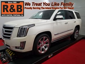 View 2015 Cadillac Escalade