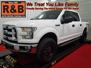 View 2016 Ford F-150 Lifted 4x4