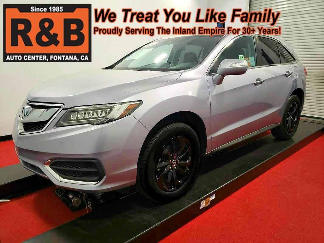 2016 Acura RDX Tech Pkg $$$ Special Offer On This Vehicle