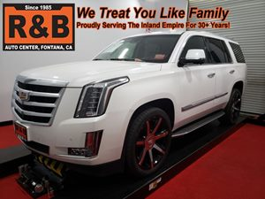 View 2016 Cadillac Escalade