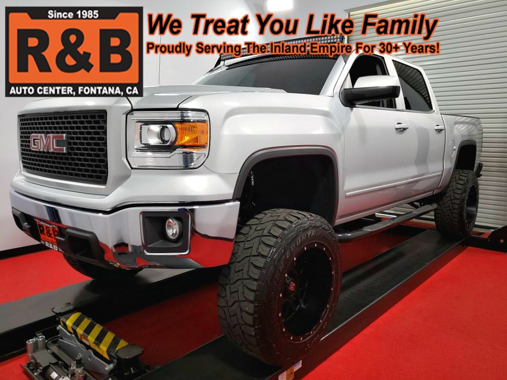 Lifted Gmc Sierra >> Used Gmc For Sale In Fontana Ca R B Auto Center