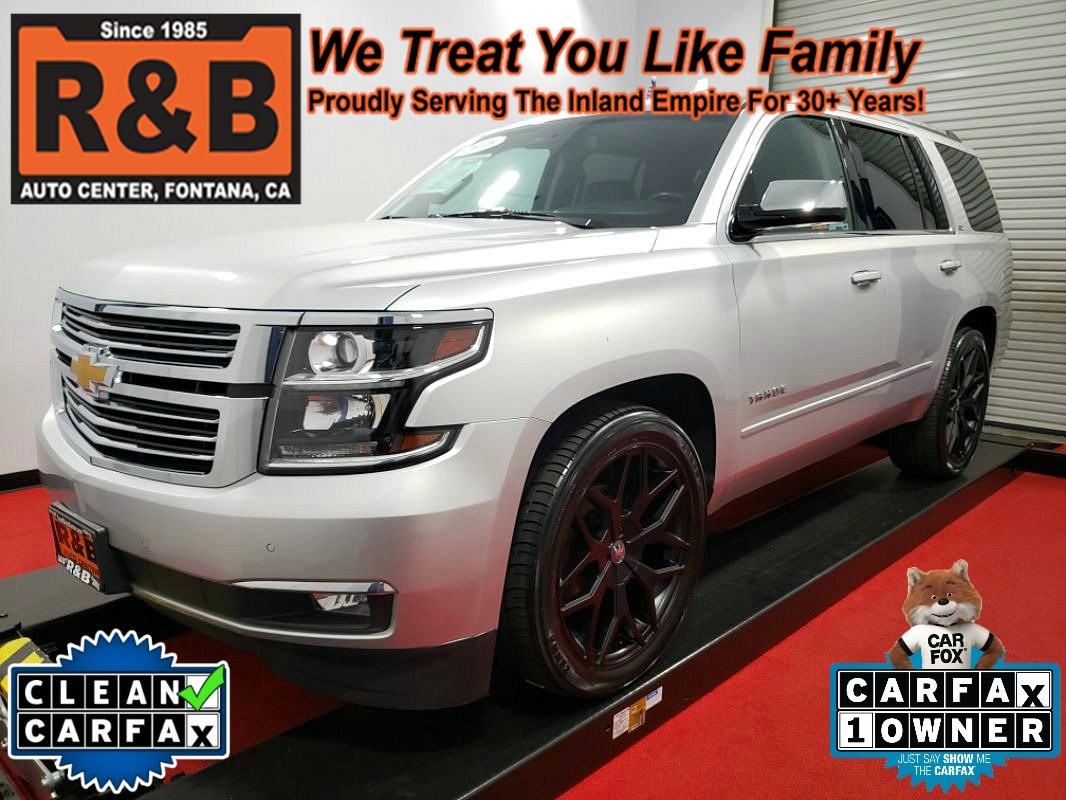 2016 Chevrolet Tahoe LTZ $$$ Special Offer On This Vehicle