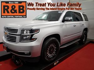 View 2016 Chevrolet Tahoe