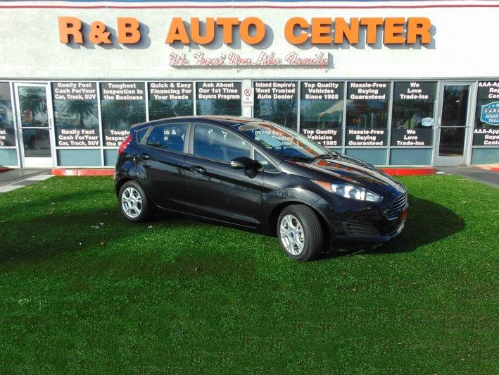2015 Ford Fiesta Se R B Auto Center