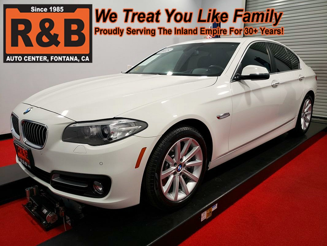 Sold 2015 Bmw 5 Series 535i In Fontana