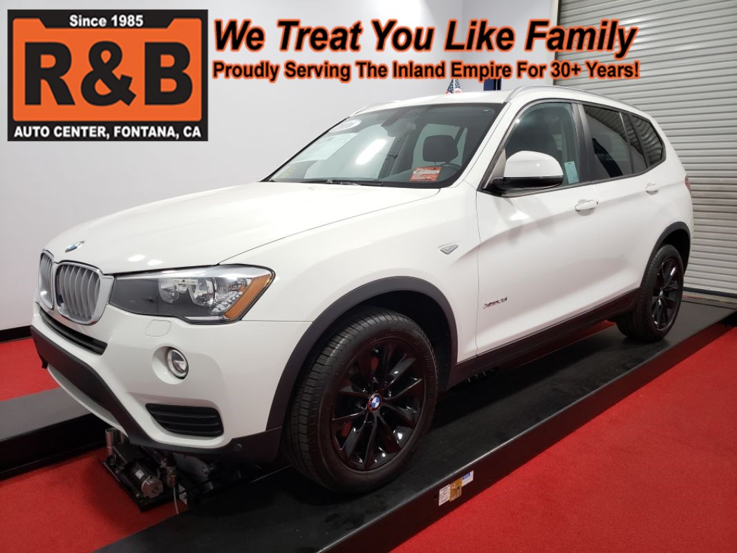 2016 BMW X3 xDrive28i $$$ Special Offer on this Vehicle