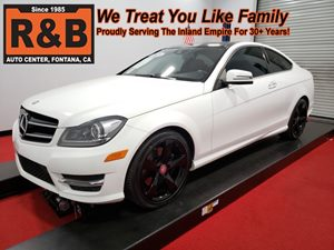 View 2015 Mercedes-Benz C 350