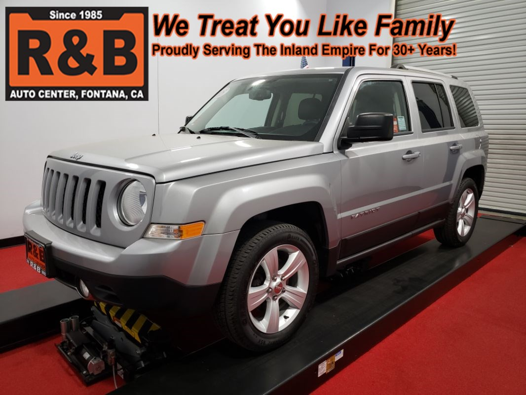 Used 2015 Jeep Patriot Limited Special Offer On This Vehicle In