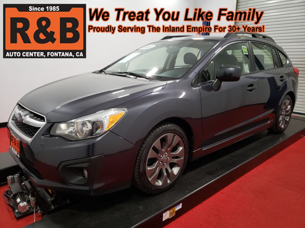 2014 Subaru Impreza Wagon 2.0i Sport $$$ Special Offer on this Vehicle