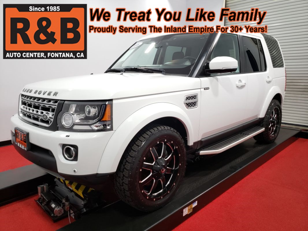 2016 Land Rover LR4 HSE Luxury $$$ Special Offer on this Vehicle
