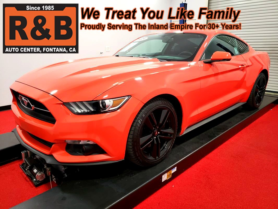 2015 ford mustang ecoboost premium rb auto center