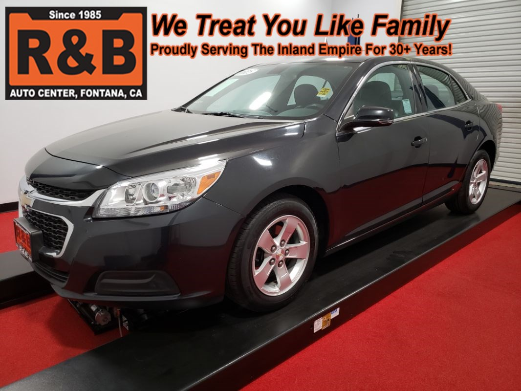 2015 Chevrolet Malibu LT $$$ Special Offer on this Vehicle