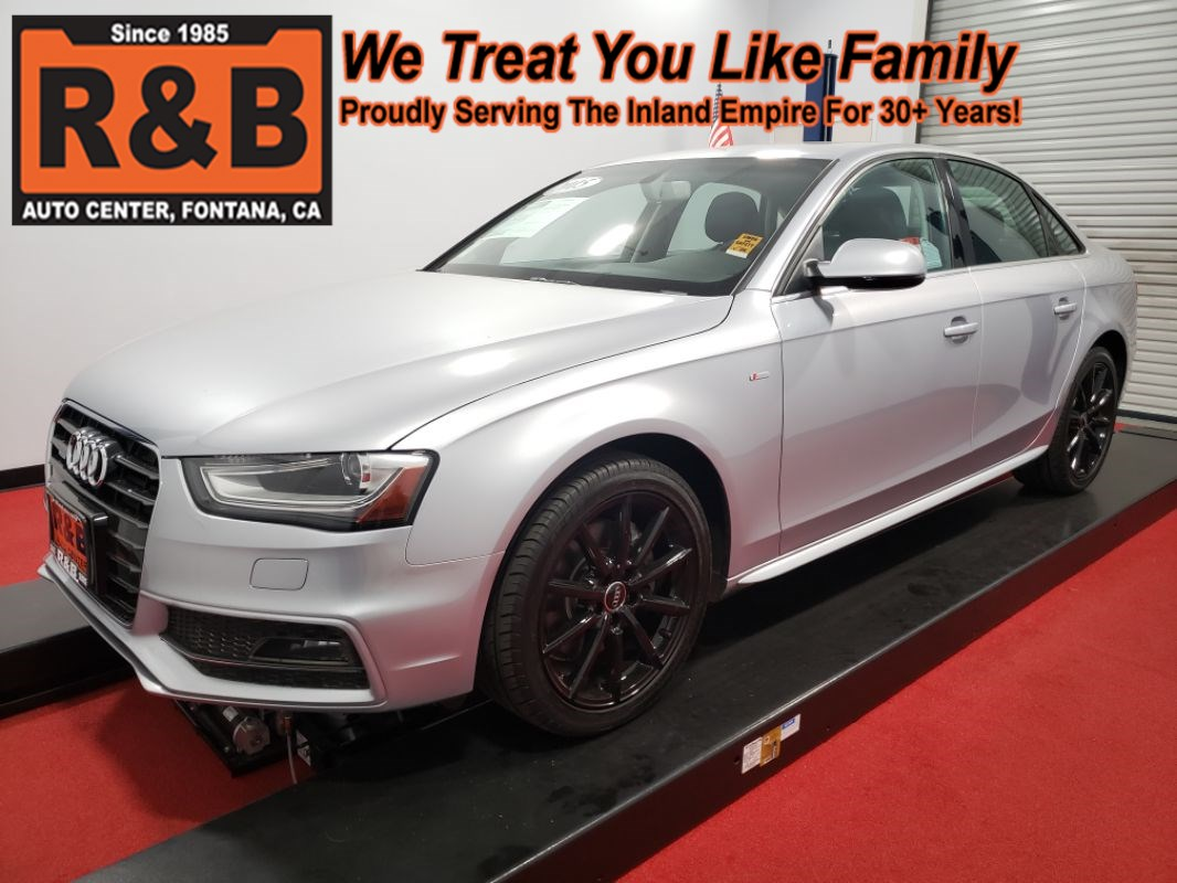 2015 Audi A4 Premium $$$ Special Offer on this Vehicle