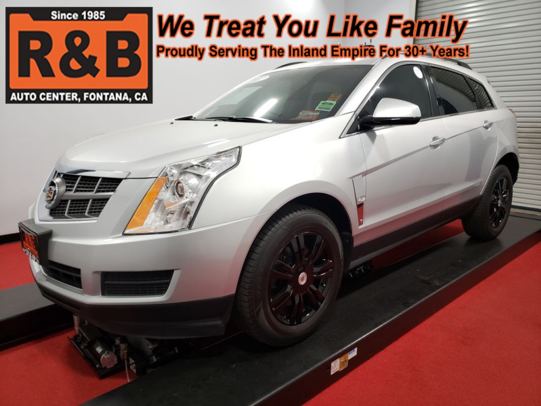 2012 Cadillac SRX $$$ Special Offer on this Vehicle