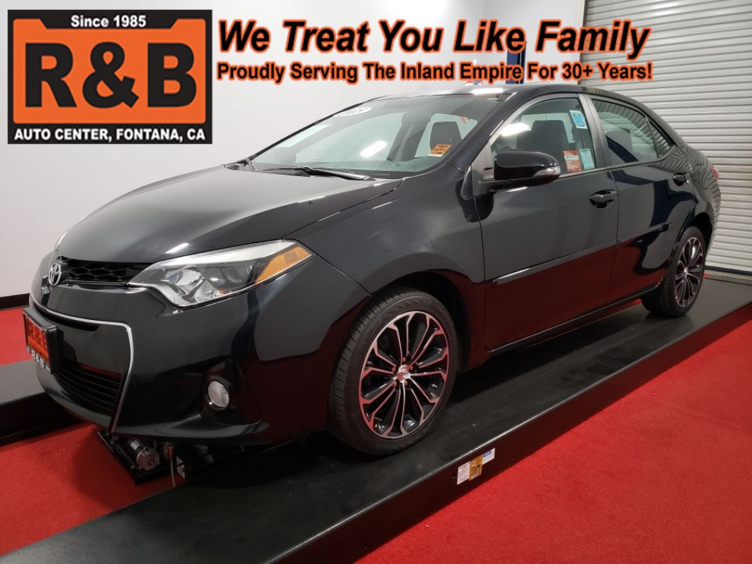 2015 Toyota Corolla L $$$ Special Offer On This Vehicle