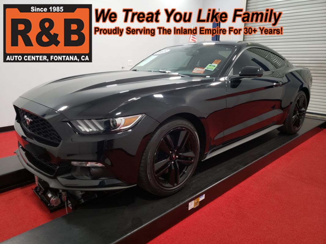2015 Ford Mustang EcoBoost $$$ Special Offer On This Vehicle
