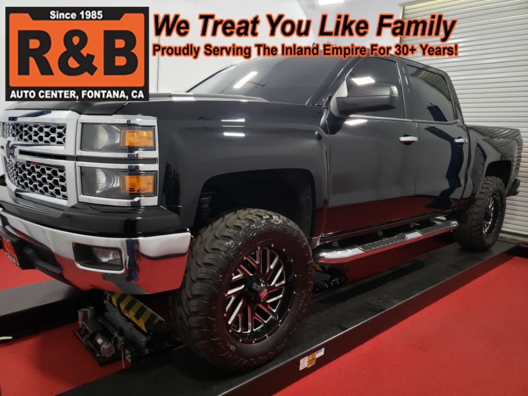 2014 Chevrolet Silverado 1500 LT Lifted