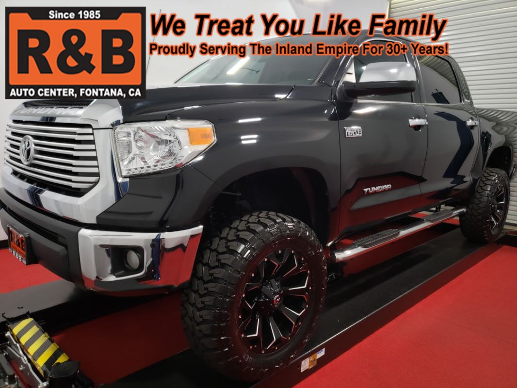 2016 Toyota Tundra Limited Lifted 4x4