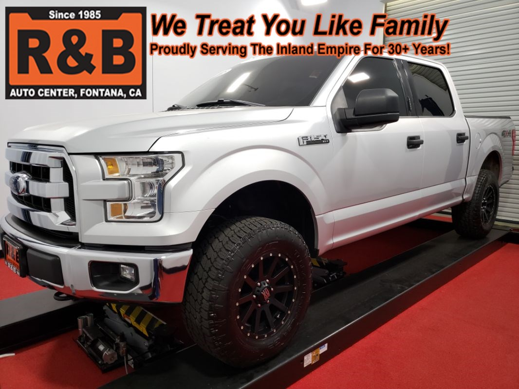 2016 Ford F150 Lifted >> 2016 Ford F 150 4wd Lifted Xlt 4x4 R B Auto Center