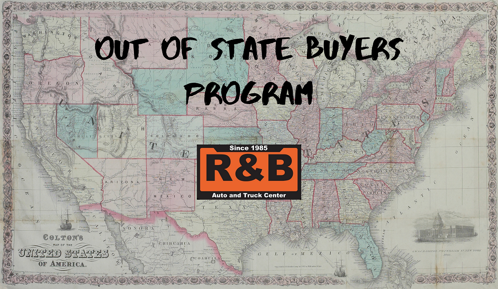 Out of State Buyers Program