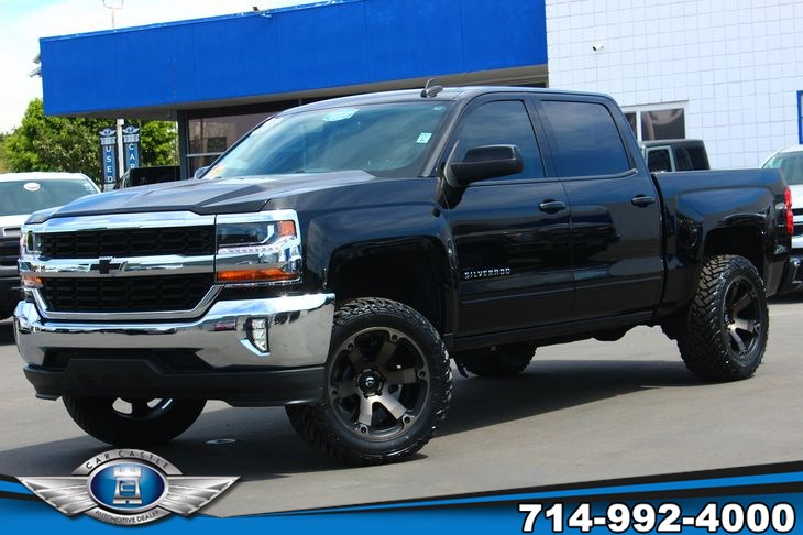 2017 Chevrolet Silverado 1500 LT ALL STAR EDITION