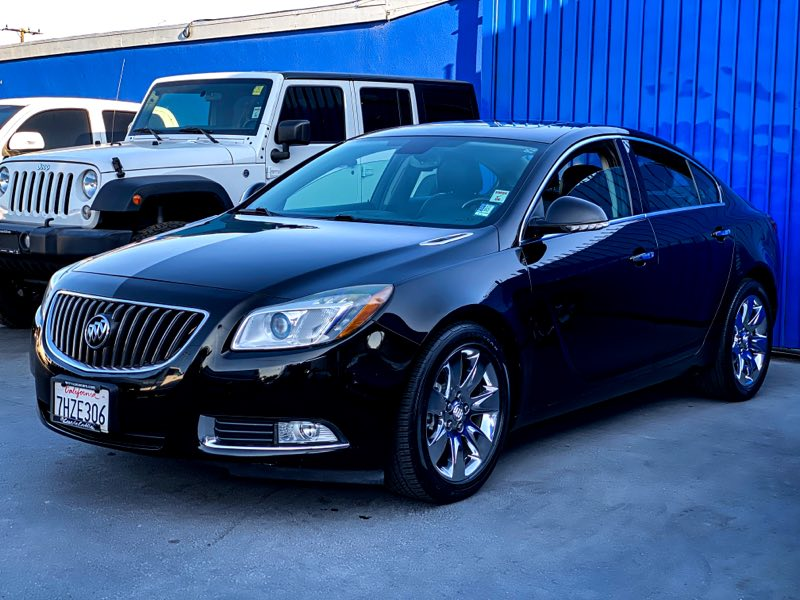 2012 Buick Regal Turbo Premium 2