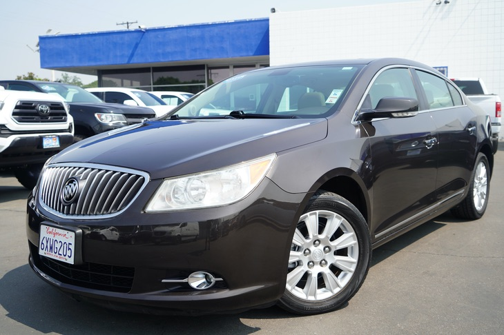 2013 Buick LaCrosse Leather/Hybrid