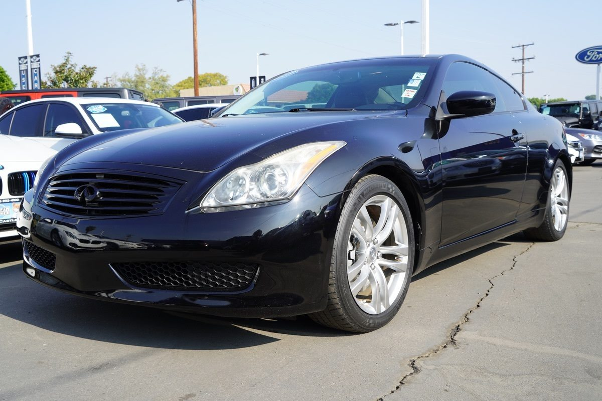 Used 2009 Infiniti G37 Coupe Journey In Fullerton
