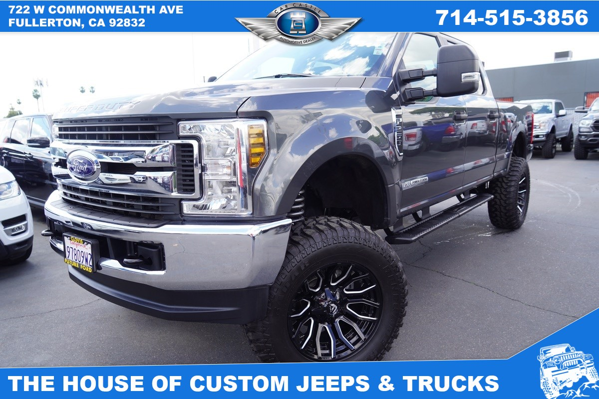 2019 Ford Super Duty F-250 SRW STX -FX4